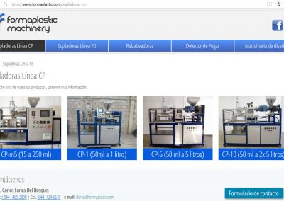 Forma Plastic Machinery