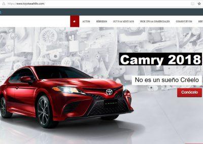 Toyota Saltillo